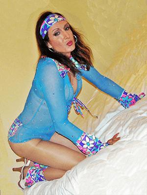 60s girl costume