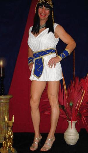 from Grady transgendered halloween