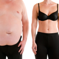 man and woman body