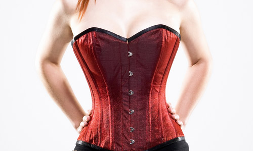 corset can even be used for permanent (or at least semi-permanent