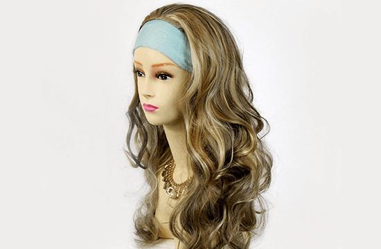 half wig hair piece