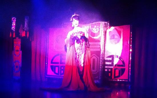 performer in Thailand
