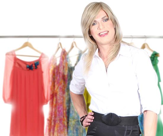 how to start a crossdressing wardroe