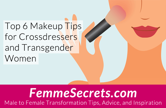 Guide Transvestite makeup