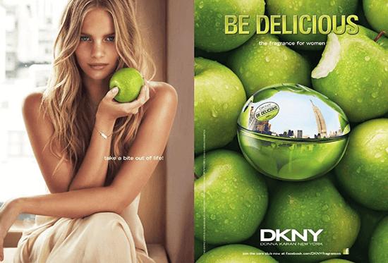 DKNY fruity perfume
