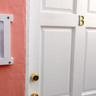 the boudoir LA door