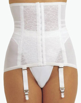 white shapewear