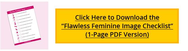 flawless feminine checklist