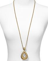 long chain pendant