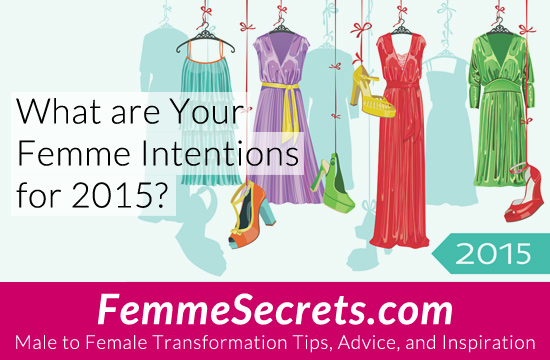 What are Your Femme Intentions for 2015?