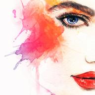 face artwork