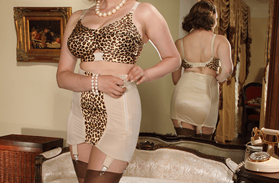 pin up shapewear lingerie
