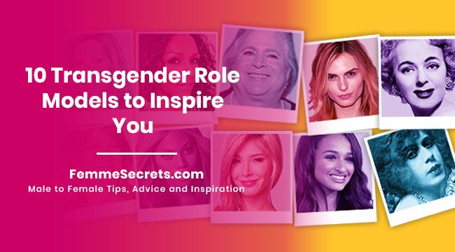 10 Transgender Role Models to Inspire You