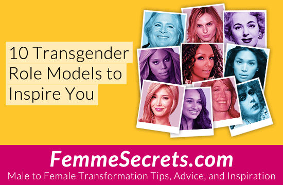 10 Transgender Role Models to Inspire You