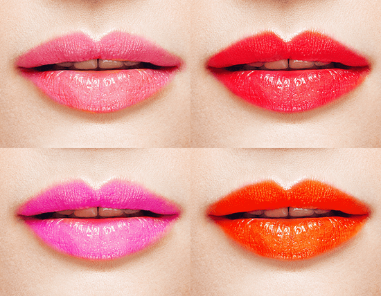 vibrant lipstick colors