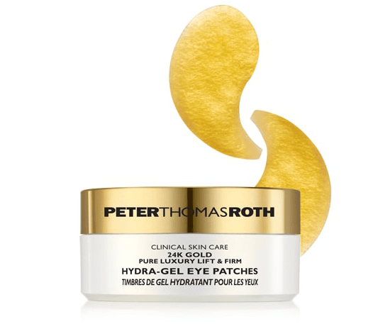 Peter Thomas Roth hydra gel eye patches