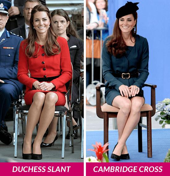 duchess sitting positions