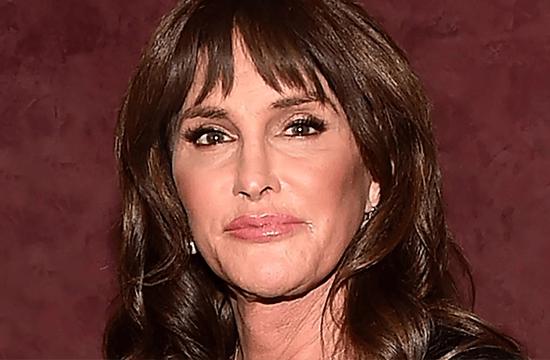 Caitlyn Jenner's bangs