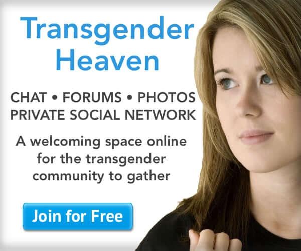 Transgender Heaven banner